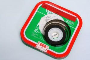 16 mm Filmdose